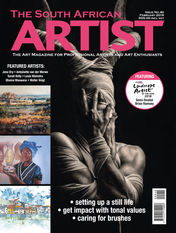 Home The South African Artist Magazine